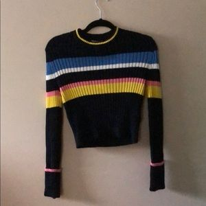 Topshop sweater knit :)